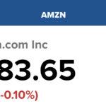 アマゾンの株価は今後どこまで上がるのか。2,300ドルくらいですか?